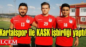 Kartalspor ile KASK işbirliği yaptı!