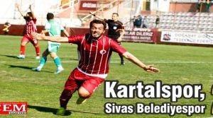 Kartalspor, Sivas Belediyespor 2-1