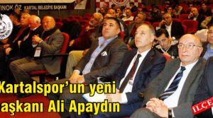 Kartalspor'a kongre ile yeni başkan seçildi. Kartalspor Yönetim kurulu isim listesi.