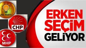 Kasım ayında bir seçim bekliyor Türkiye'yi.