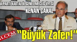 Kenan Çakal 'ZAFERE GİDEN YOL!'