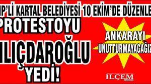 Kılıçdaroğlu'na Kartal'da Protesto şoku