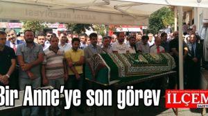Metin Bektaş'ın Annesinin cenaze töreni Kartal Protokolünü bir araya getirdi.