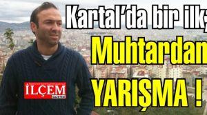 Muhtar Erhan Gülmüş yarışma tertipledi