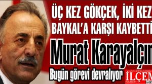 Murat Karayalçın bugün görevi devralıyor