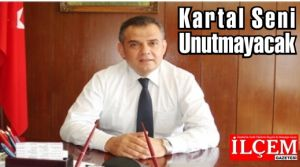 Nuh Mehmet Hamurcu Meram Kaymakamlığına atandı.