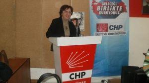 Op. Dr. Olcay KURT CHP' den aday adayı
