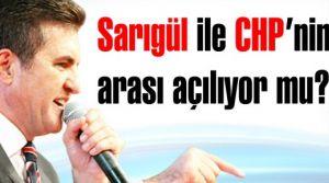 Sarıgül ile CHP'nin arası açılıyor mu?