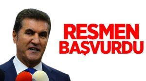 Sarıgül, İstanbul Büyükşehir Belediye Başkan adaylığına resmen başvurdu