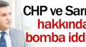 Sarıgül ve CHP için müthiş iddia !
