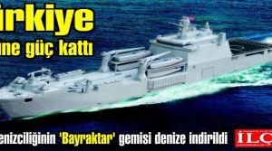 Türkiye Gücüne güç kattı.