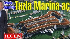 Türkiye'ye Yakışan Proje Tuzla Marina, Kapılarını Dünyaya Açtı