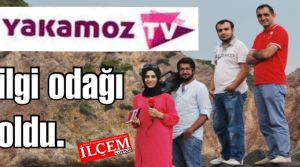 Yakamoz Web TV ilgi odağı oldu