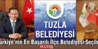 Dr. Şadi Yazıcı'nın vizyon projeleri Tuzla Belediyesi'ne ödül getirdi.