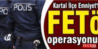 Kartal İlçe Emniyet'te FETÖ operasyonu! Açığa alınan polisler var!