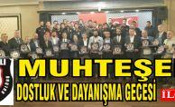Cevizli Anadolu Spor Kulübü'nden unutulmaz gece!