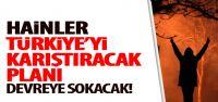 Alevi gençleri kullanarak Türkiye'yi karıştıracaklar iddiası