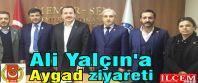 Ali Yalçın'a Aygad ziyareti