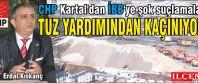 CHP Kartal'dan İBB'ye şok suçlamalar!