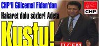CHP'li Gülcemal Fidan'dan Hakaret dolu sözler!