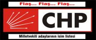 CHP'nin kesinleşmiş milletvekili adaylarının isim listesi