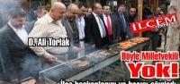 D. Ali Torlak MHP İlçe Başkanlarını ve yerel basını mangal başında ağırladı