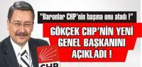 Gökçek 'Baronlar CHP'nin başına onu atadı!'