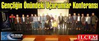 Gönül Pervaneleri Derneği'nden Gençliğin Önündeki Uçurumlar Konferansı