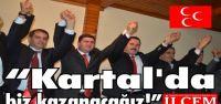 H. Metin Özüpek 'Kartal'da biz kazanacağız!'