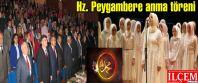 Hz. Peygamber Kartalda törenle anıldı