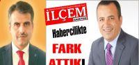 İlçem Gazetesi Doğru ve en erken haber verme konusunda yerel de fark attı