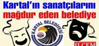Kartal Belediyesi Kartal sanatçılarının...