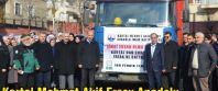 Kartal Mehmet Akif Ersoy Anadolu İmam Hatip Lisesi'nden Suriye'ye Yardım Eli