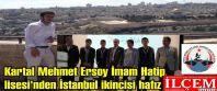 Kartal Mehmet Akif Ersoy İmam Hatip lisesi'nden İstanbul ikincisi hafız