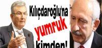 Kılıçdaroğlu'na yumruk kimden!