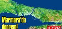 Marmarada deprem! İstanbul, Kocaeli, Bursa,...