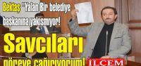 Metin Bektaş 'Savcıları Göreve çağırıyorum!'