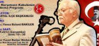 MHP Kartal İlçe Başkanlığı İstiklal Marşının kabulünün 92. Yıl anma programı düzenliyor