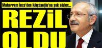 Muharrem İnce'den, Kılıçdaroğlu'na...