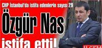 Özgür Nas ve 13 Kişi CHP İstanbul İl...