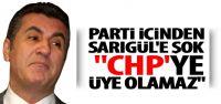 Sarıgül CHP'ye Üye olmadan da aday olamaz!