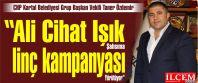 Taner Özdemir ''Ali Cihat Işık, şahsıma...