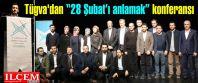"""Türkiye Gençlik Vakfı Kartal Temsilciliği'nden """"28 Şubat'ı anlamak"""" konulu konferans."""