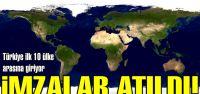 Türkiye ilk 10 ülke arasına giriyor