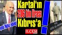 Altınok Öz Kartal'ın 206 bin lirasıyla Kıbrıs'a hizmet yaptı.