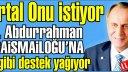 Abdurrahman Karaismailoğlu'na Muhtarlardan, STK'lardan ve Ak Partililerden destek çığ gibi destek yağıyor.