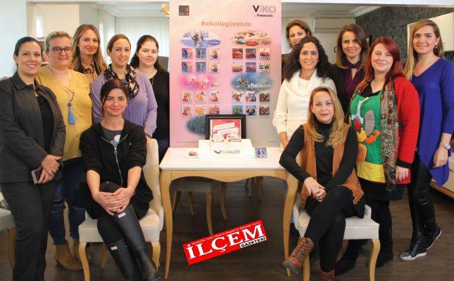 """VİKO'dan 'Ev Kazalarına Karşı Çocukların Korunması"""" konulu seminer."""