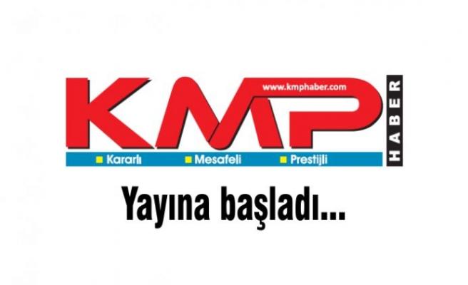 KMP Haber yayın hayatına başladı.