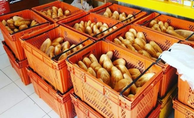 Esentepe halkına bedava ekmek!
