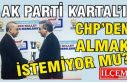 AK Parti Kartal'ı CHP'den almak istemiyor mu?